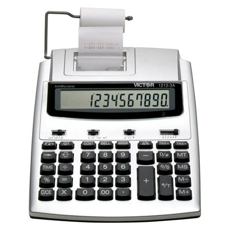Calculatrice à imprimante 1212-3A
