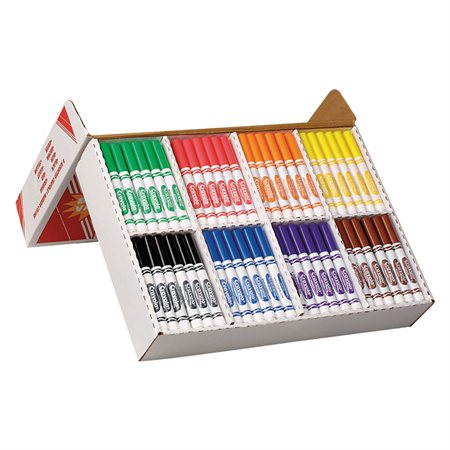 Coloured Washable Markers