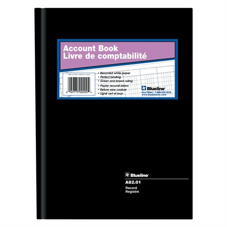 A82 Accounting Book