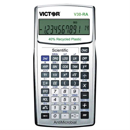 Calculatrice scientifique V30-RA