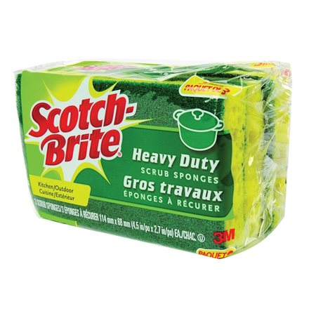 Éponge à récurer Scotch-Brite®