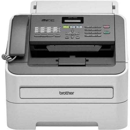 MFC-7240 Laser Multifunction Fax Machine