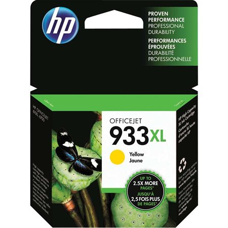 HP 933XL Ink Jet Cartridge