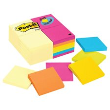 Value Pack Post-it® Self-Adhesive Notes
