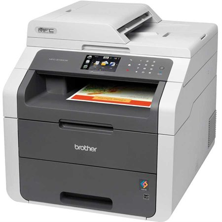 MFC-9130CW Colour Laser Multifunction Printer