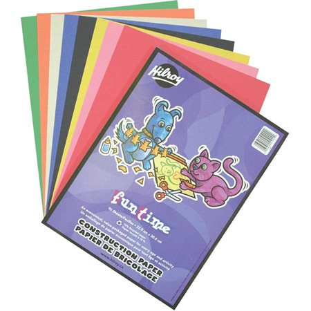 FunTime Construction Paper