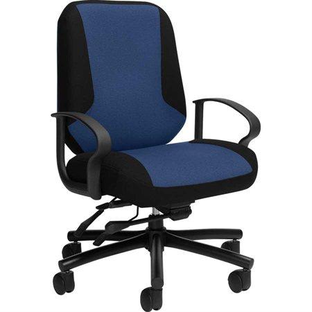 robust heavy duty armchair