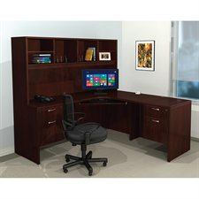 Zeta 7 Corner Workstation