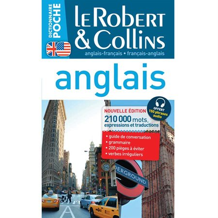 Le Robert & Collins Bilingual Pocket Dictionary
