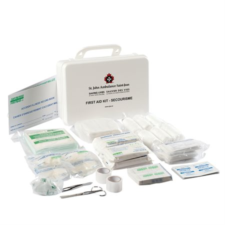 Level B Canada Labour Code First Aid Kit