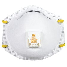 8511 N95 Particulate Respirator with Cool-Flow™ valve