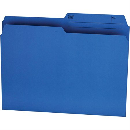 Offix® Reversable Coloured File Folders