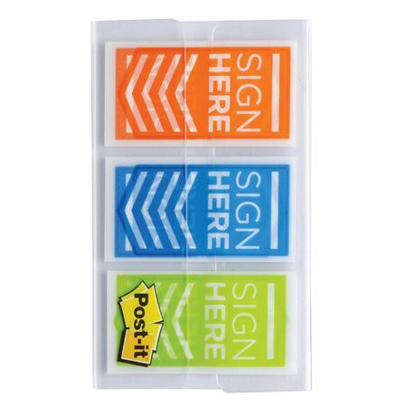Post-it® Sign Here Flags