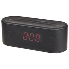RCA Clock Radio with Bluetooth