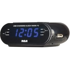 RC207 USB Clock Radio