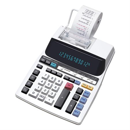 Calculatrice à imprimante EL-2201RIIII
