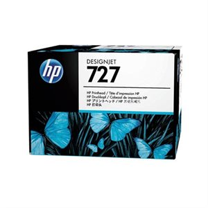 Têtes d'impression HP 727