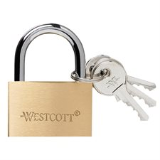40-mm brass padlock