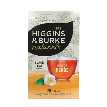 THE HIGGINS&BURKE ORANGE PEKOE