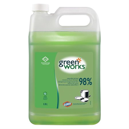DDETER. VAIS. GREEN WORKS 3.78L