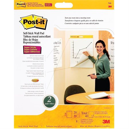 Post-it® Conference Pad
