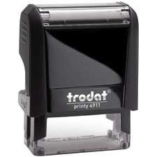 Original Printy 4.0 4911 Self-Inking Large Size Stamp