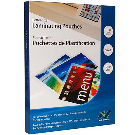 Pochette de plastification