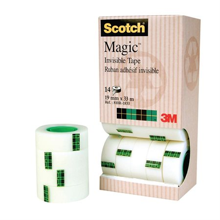 Boîte de ruban adhésif Scotch® Magic™